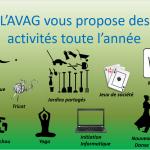 Activités de L'AVAG